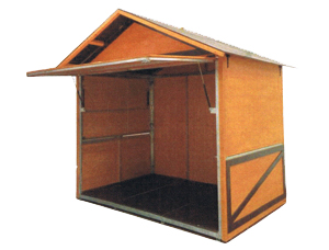 casetas de madera en alquiler